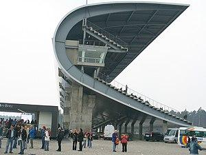 Rhein-Neckar-Kreis - Image: Mercedes tribuene 2005