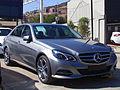 Mercedes Benz E 220 CDi 2014 (14112412763).jpg