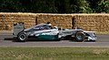 Mercedes F1 W03 Lewis Hamilton at Goodwood 2014 001.jpg
