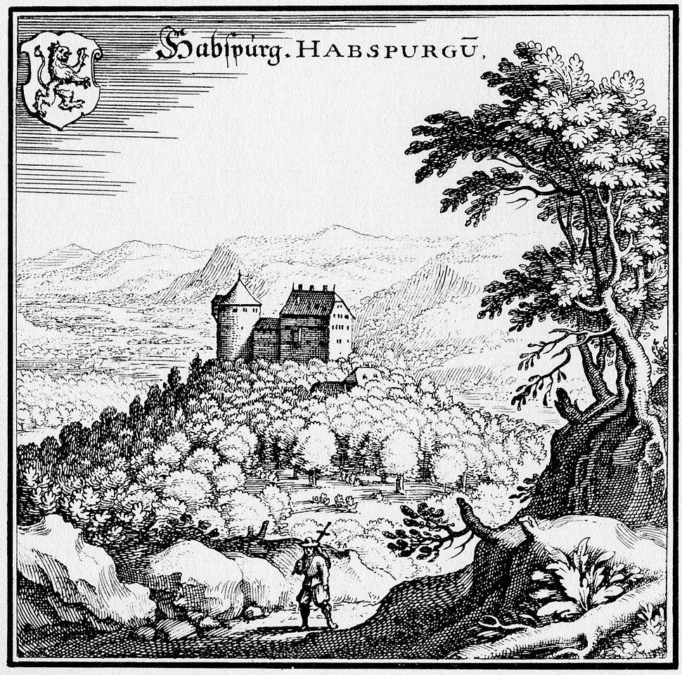Merian Habsburg 1642