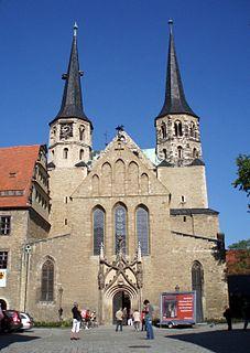 Merseburg Cathedral Church in Merseburg, Germany