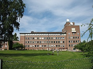 Norwegian Meteorological Institute - Norwegian Meteorological Institute in Oslo