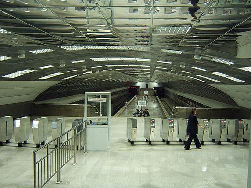 Metro novosibirsk berezevaya rossha