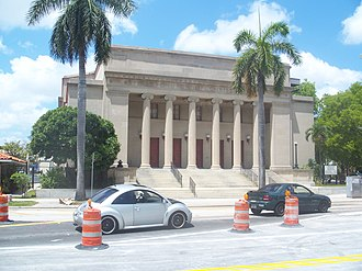First Church of Christ, Scientist (Miami, Florida) - Image: Miami FL First Church Christ Scientist 01