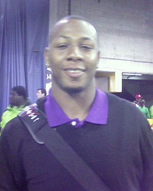 Michael Bishop (gridiron football) - Bishop in 2008