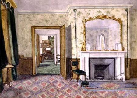 Michael Faradays Flat at Royal Institution