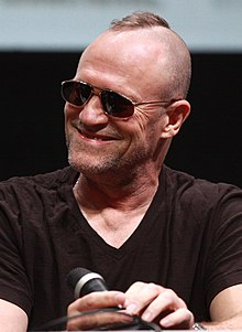 Michael Rooker SDCC 2013 Guardians.jpg