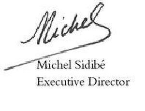 Michel Sidibé - Image: Michel Sidibe