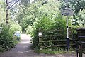 Middlewood Way bridge over Middlewood Station (geograph 3065607).jpg
