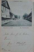 Miensk, Zacharaŭskaja-Nabiarežnaja. Менск, Захараўская-Набярэжная (1903).jpg