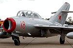 Mig 15 - Duxford (30045911597).jpg