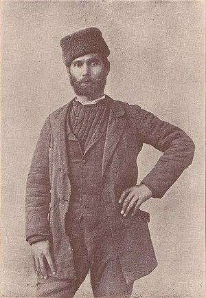 Mihail Apostolov - A photograph of Mihail Apostolov - Popeto