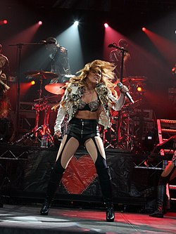 Miley Cyrus - Gypsy Heart Tour - Sydney 06.jpg