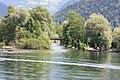 Millstätter See - Zufluss Riegerbach.JPG