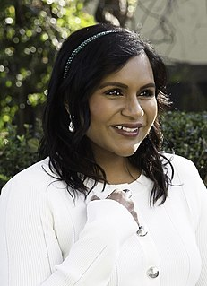 Mindy Kaling American actress, writer, producer, and comedian