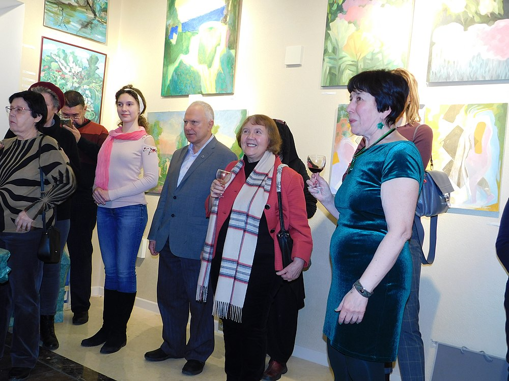 Minima gallery opening (Green collisions; 2018-12-01) 58.jpg
