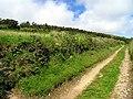 Minor Road and Farmland - geograph.org.uk - 16757.jpg