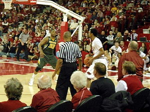 Arkansas Razorbacks men's basketball - Mike Anderson's Razorbacks defeated the Missouri Tigers in their first matchup since Anderson returned to Arkansas