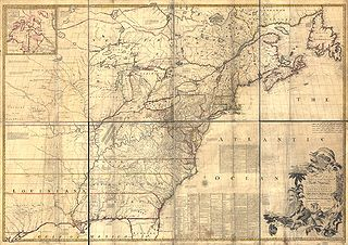 Mitchell Map Historic map of the United States of America