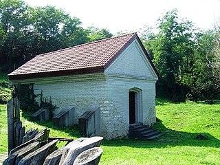Fertőrákos mithraeum mithraeum in Hungary