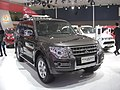 Mitsubishi Pajero CN Spec V6 3.0L In the 12th Guangzhou Autoshow 02.jpg