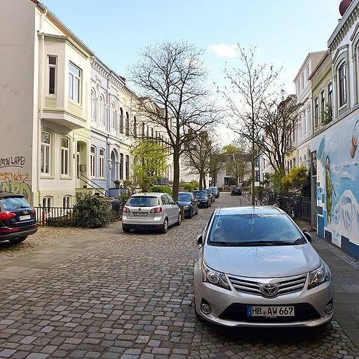 Mittelstraße, Bremen, 2016 (01)