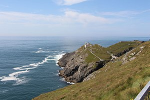 Mizen Head - Mizen Head: the most south-westerly point of Ireland