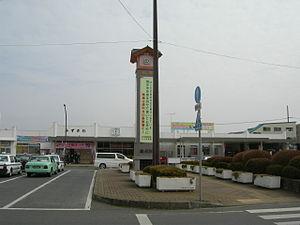 Mizusawa Station - Mizusawa Station in March 2007