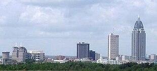Mobile skyline 2007