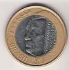 Moeda de 1 Real - Comemorativa do centenário de Juscelino kubitschek.png