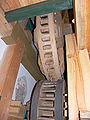 Molen Kilsdonkse molen, Dinther, oliemolen tussenrondsel wentelwiel.jpg