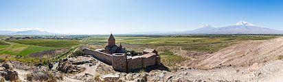Monasterio Khor Virap, Armenia, 2016-10-01, DD 15-18 PAN.jpg