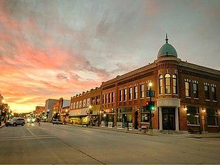 Monett, Missouri City in Missouri, United States