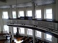 Monroe County Courthouse (Alabama) - interior of historic courthouse as it appeared in To Kill a Mockingbird (7).jpg