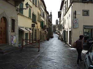 Monte San Savino - Image: Monte San Savino