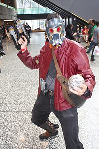 Montreal Comiccon 2015 - Star-Lord (19452279756).jpg