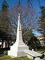Monumento aos Mortos da Grande Guerra - Cartaxo - Portugal (2859588026).jpg