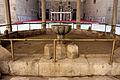 Moschea del sultano hasan, 1362, interno, cortile, fontana (sabil) 06.JPG