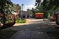 Moscow, Lianozovo Park - amusement ride alley (31604025736).jpg
