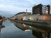 Moscow, Sadovnicheskaya Embankment 77.jpg