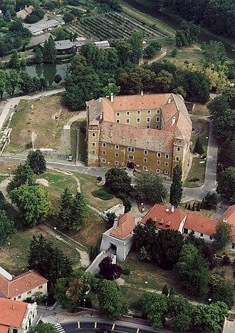 Mosonmagyaróvár - Castle