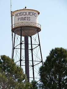 Mosquero, New Mexico