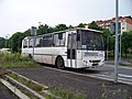 Most, Rudolická, autobus Vlastimil Slezák - Karosa LC 736, Tesco.jpg
