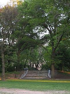Mount Prospect Park Public park in Brooklyn, New York