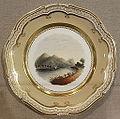 Mount Tom and the Connecticut River - Coalport Porcelain Factory, Shropshire, England, c. 1820-1830, porcelain - De Young Museum - DSC00905.JPG