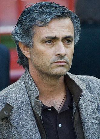José Mourinho - Mourinho in 2008.