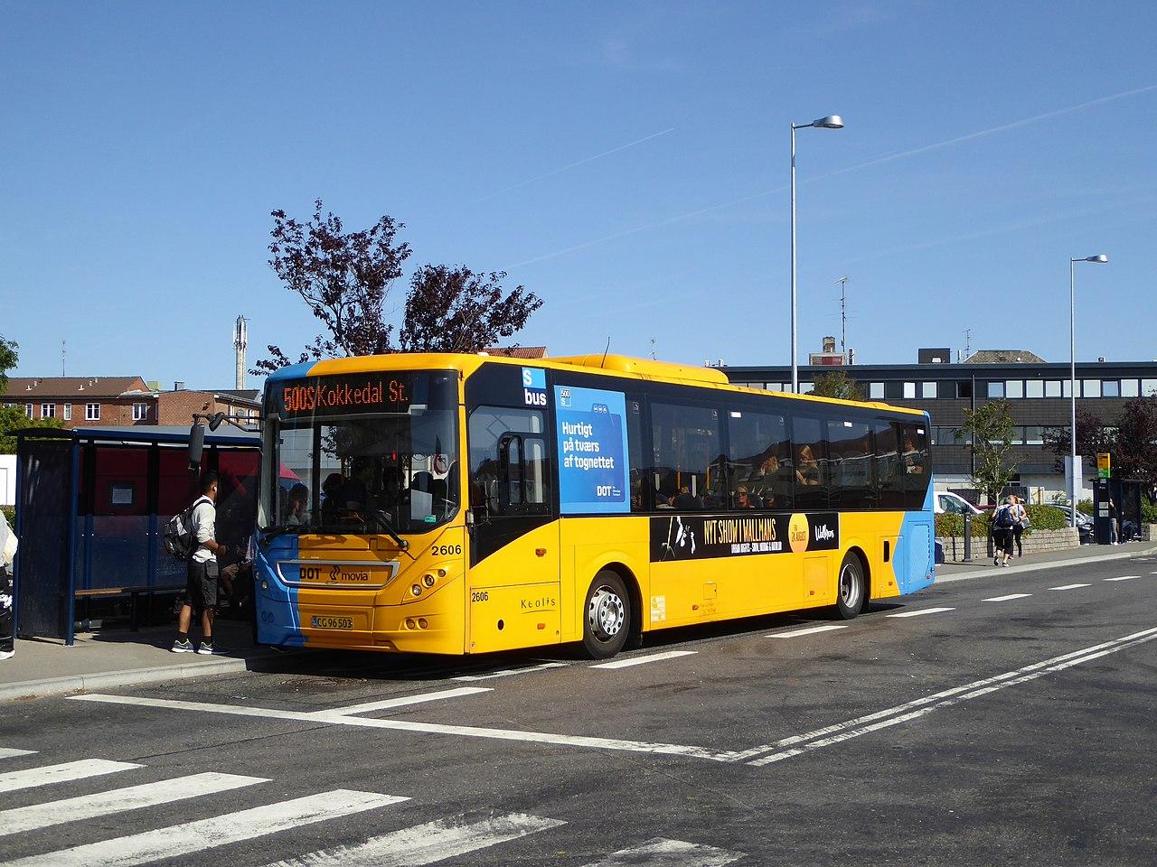 bus 640 køreplan