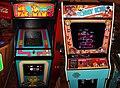 Ms. Pac-Man & Donkey Kong - arcade cabinets.jpg