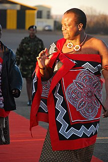 Swaziland-Government and politics-Mswati III King of Swaziland