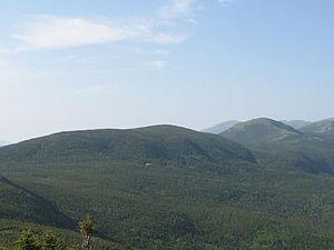 Mount Pierce (New Hampshire) - Mt. Pierce as seen from Mt. Jackson